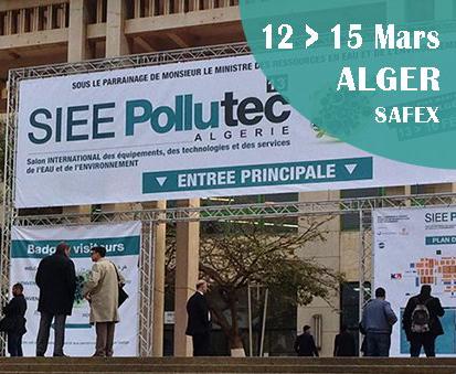 SIEE POLLUTEC ALGERIE 2018