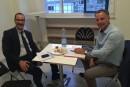 Des entreprises françaises en prospection en Algérie