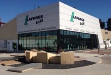 Convention de partenariat entre Lafarge Sacs et l'Université de Bordj Bou Arreridj