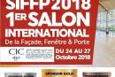 SIFFP 2018 : Alger accueille son premier salon de la façade