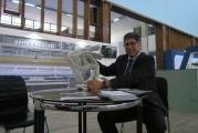 Sitp 2018 : Afitex Algérieprésente pour la première fois son procédé alveoter M3s sur le salon des travaux publics qui a ouvert aujourd'hui le 21 novembre aux Palais des expositions Safex.