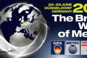 Quatre salons en 1: GIFA, NEWCAST, METEC et THERMPROCESS Sous le leitmotiv « The Bright World of Metals »