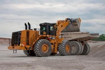 Caterpillar présente le gestionnaire d'agrégats 990K