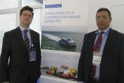Damen Shipyards Gorinchem s'installe en Algérie