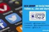 Communication sur médias sociaux : GICA annonce l'ouverture des pages sur les réseaux sociaux