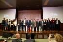 Remise des prix aux laureats architecture par ascer