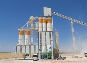 Usine de mortier sec : Alquezar un fournisseur de l'Algérie