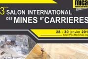 Le secteur minier tient son salon du 28 au 30 janvier à Alger