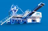 CDE lance le premier système de traitement des déchets de construction et exploitation miniere par voie humide à BAUMA