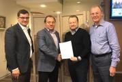 Terex Trucks nomme un nouveau concessionnaire en Russie