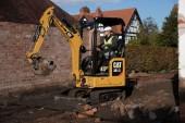 <span style='font-weight:300;'>Mini-pelles pour terrassement et autre travaux urbain </span><br/>Caterpillar annonce une nouvelle série de 5 modèles