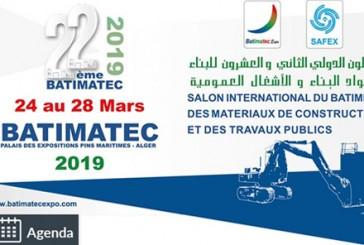 Batimatec 2019: Un salon qui  se maintient malgré la rude concurrence des salons spécialisés
