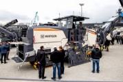 Wirtgen W 210 Fi, W 200 Fi et W 200 F: Les grandes fraiseuses série F pour la rehabilitation des routes
