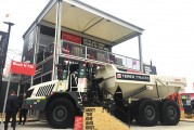Le TA300  Terex Trucks fait son entrée au salon international  bauma 2019