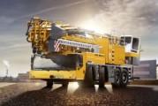 Grue de chantier mobile:  Liebherr  met à jour sa  MK 88-4.1