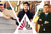 Grand Prix d'Architecture LafargeHolcim 2019: Ait Aider, Sahi et Zerdani les trois étudiants gagnants