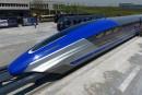Le 1er prototype de train à sustentation magnétique circulant à 600 km/h made in chine dévoilé