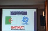 Bâtimat  Paris 2019 : L'Algérie confirme sa deuxième participation