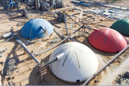 Exportation de clincker vers l'Europe : Spa Biskria ciment dame le pion à ses concurrents nationaux et continental