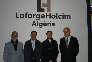 SITP 2019: LafargeHolcim Algérie présente ses solutions pour la rénovation des routes
