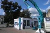 Kobelco marque son retour sur le marché algérien  au SITP après une longue absence