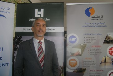 Lafarge Holcim : Samir GHerbi Succède à Serge Dubois à la communication