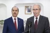 Farouk Chiali ministre des Travaux publics et des Transports avec un budget 24 655 965 000 Dz
