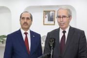 Farouk Chiali ministre des  Travaux publics et des  Transports avec un budget 2020 de 24 655 965 000 Dzd