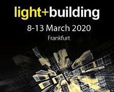 <span style='font-weight:300;'> L'industrie de la lumière tient son Salon </span><br/>Les meilleures marques mondiales à Light + Building 2020
