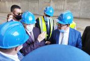Lafarge Holcim se dote de sa plate forme logistique à Djendjen pour accélérer ses exportations