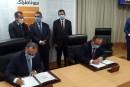 Cosider canalisation décroche un contrat de 16,5 mDA avec Sonatrach pour l'expédition de gaz 18''