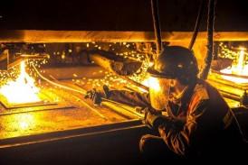 AQS fait la promotion de ses fours de réchauffage de 160 tph charge chaude et 140 tph froid