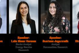 Les expertes de Rystad Energy répondront aux avantages et inconvénients de la transition aux énergies renouvelabes des sociétés gazière et pétrolière