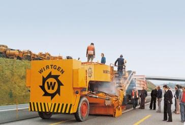 Wirtgen souffle ses 60bougies :Une success-story signée par des personnes et des machines