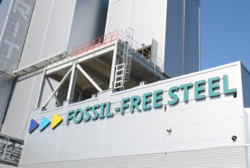 Le premier  fer traité sans énergie  fossile sortie de la sidérurgie SSAB  est acheté par Volvo