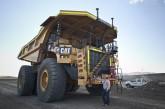 35 nouveaux tombereaux Caterpillar 793  à zéro émission  dans la Mine  de Fer à Gudai-Darri