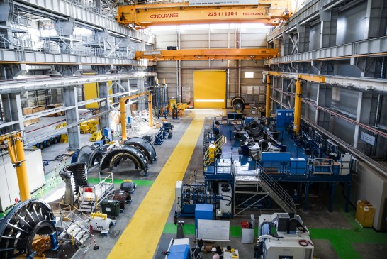 Geat  enregistre sa première exportation  de deux  turbines à gaz de 500 méga en région Mena